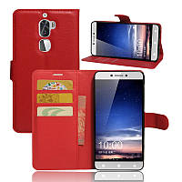 Чехол-книжка Litchie Wallet для LeTV LeEco Cool1 (Coolpad Cool 1) Красный
