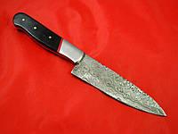 Нож дамасский Клинок ручная работа Павлиний  глаз