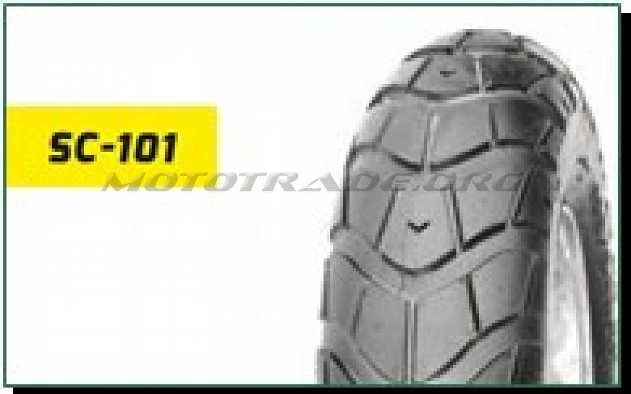 Мотошина 130/60 -13 TL (SC-101 TL DELITIRE,безкамерна) LTK, шт