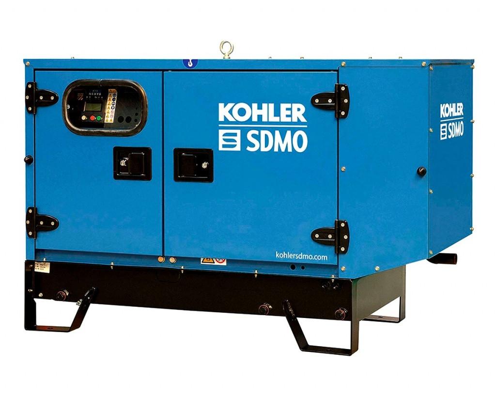 Однофазный дизельный генератор SDMO K6M (6 кВт) с автоматическим запуском