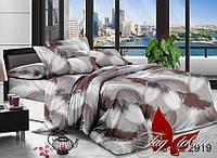 Двуспальный комплект постельного белья с 3D эффектом PS-NZ2919