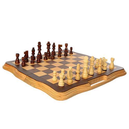 Шахматы деревянные D5
