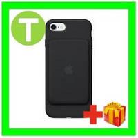 Чехол-аккумулятор Smart Battery Case OEM Black для iPhone 7/8