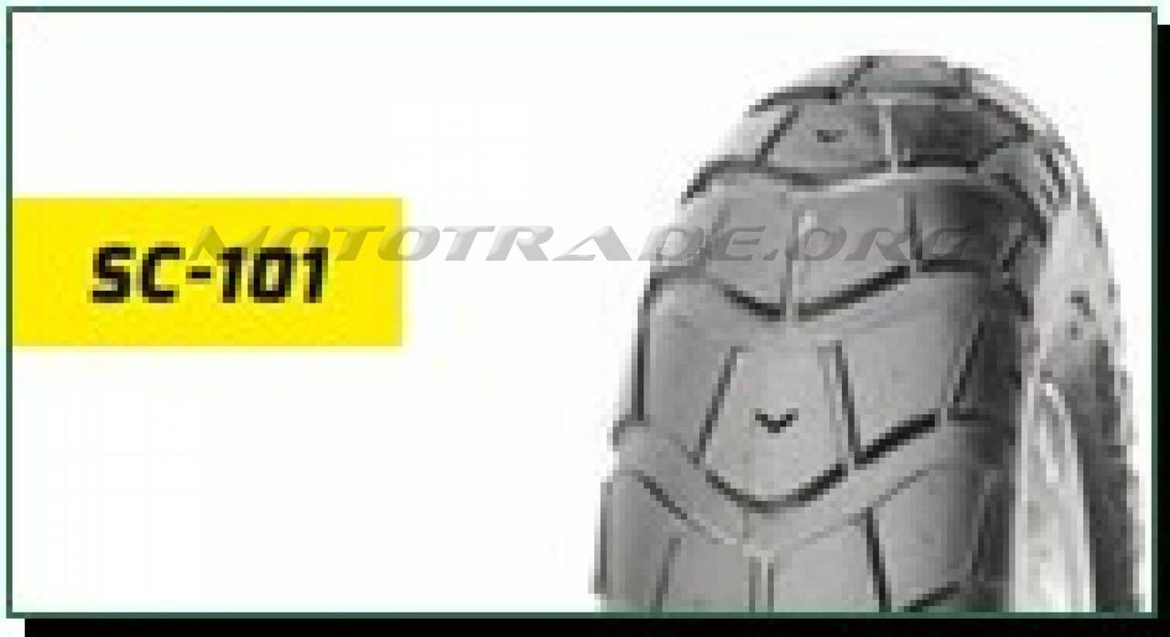 Мотошина   3,00 -10   ТL (SC-101 DELITIRE, бескамерная)   LTK, шт