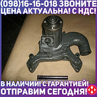 Насос водяной ЗИЛ 130 в сборе (без шкива) (пр-во Украина) 130-1307009-Б3