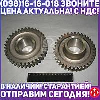 ⭐⭐⭐⭐⭐ Шестерня 4-передачи вала промежуточного (производство  ГАЗ)  3309-1701059