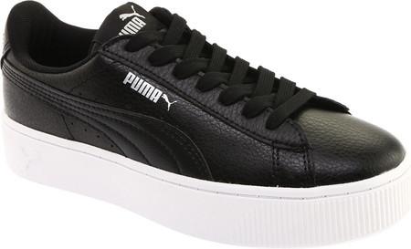 f54e3a05 Женские кроссовки PUMA Vikky Stacked L Flatform Sneaker PUMA Black/PUMA  Black - SaleUSA