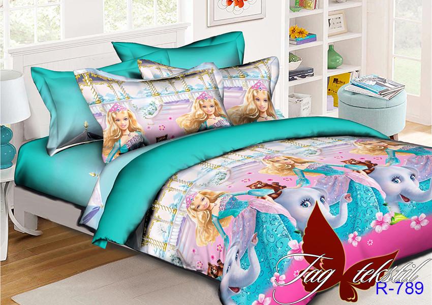 Комплект детского постельного белья R789