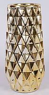 Ваза керамическая 13x13x27,6 см.