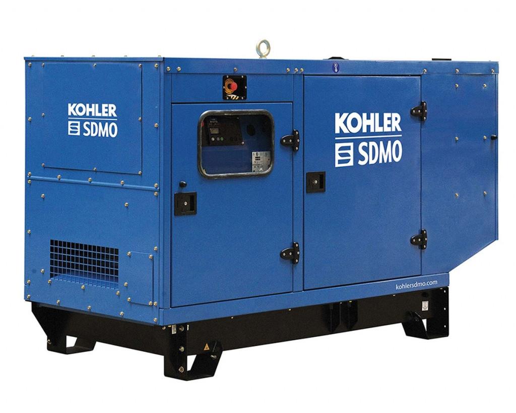 Дизельный генератор SDMO K44 (32 кВт)