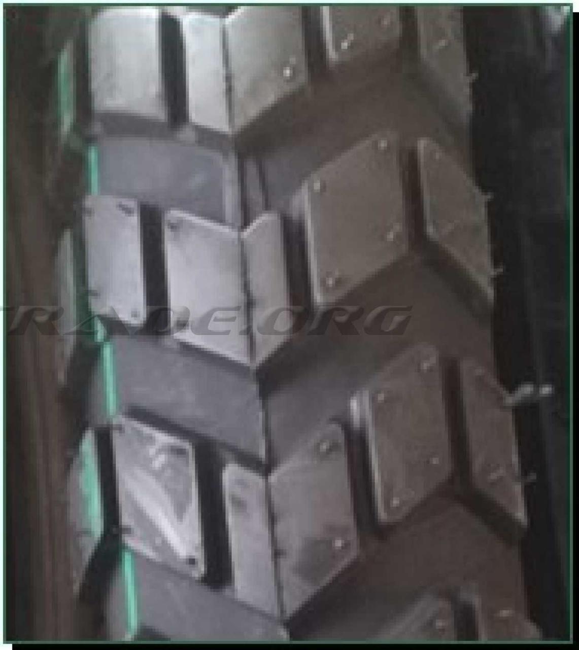 Мотошина   4,10 -18   TT (ZX Ёлка грубая, камерная)   LTK, шт