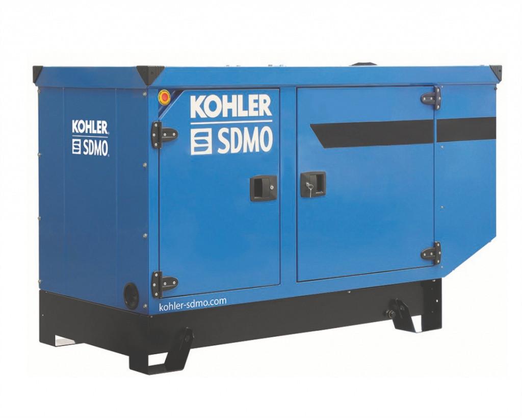 Дизельный генератор SDMO K66 (48 кВт)