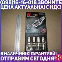 ⭐⭐⭐⭐⭐ Свеча зажигания ЭЗ А11Р ГАЗ (комплект 4 шт. блистер) (производство  Энгельс)  А-11Р