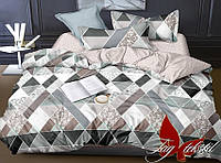 Полуторный комплект постельного белья с компаньоном S260