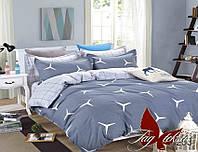 Двуспальный комплект постельного белья с компаньоном S253