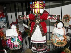 Мастер-класс по изготовлению куклы-мотанки