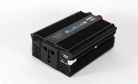 Преобразователь напряжения, инвертор 12-220V UKC AC/DC 300W SSK, фото 2