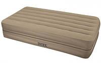 Надувная кровать Intex 66750 2-in-1 ИНТЕКС(99х191х46см)