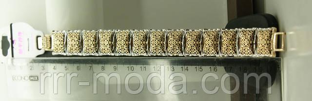 Новые позолоченные модели браслетов Xuping в разделе