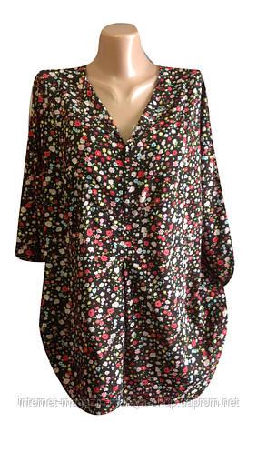 Рубашка женская полубатал
