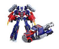 Детский робот Трансформер Оптимус Прайм игрушка для мальчика