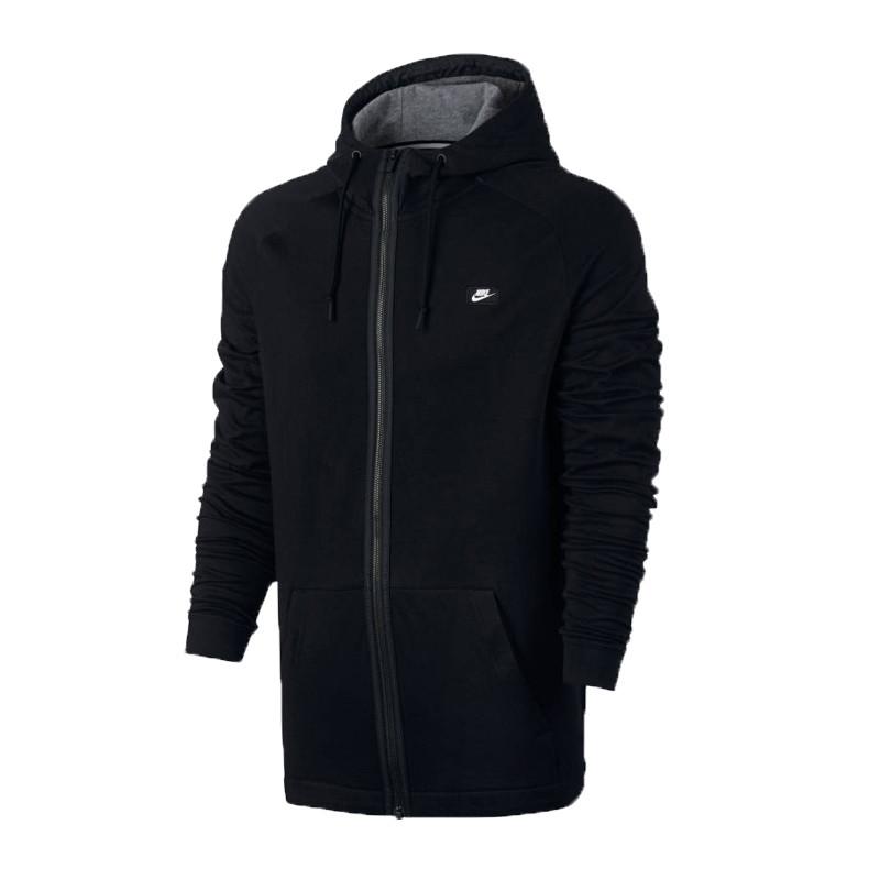 11beb73d Толстовка Nike Modern Fullzip Hoodie 010 (832166-010), цена 927 грн ...