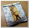 Набор 10 шт Пакет с прозрачным окошком для упаковки пряников,печенья