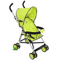Детская прогулочная коляска Bambi RAMETTO S5-2 Салатовый