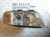 Фара правая Ауди A6 С5, Audi A6 C5 xenon 4B0941004AG