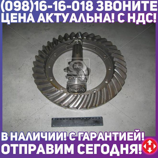 ⭐⭐⭐⭐⭐ Главная пара 6x37 ГАЗ 53,3307 (пр-во ГАЗ) 3307-2402165