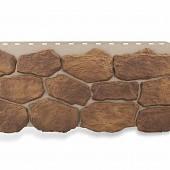 Сайдинг цокольный «Скифский» Коллекция 'Бутовый камень'