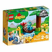 Конструктор LEGO Парк динозавров 24 деталей (10879)