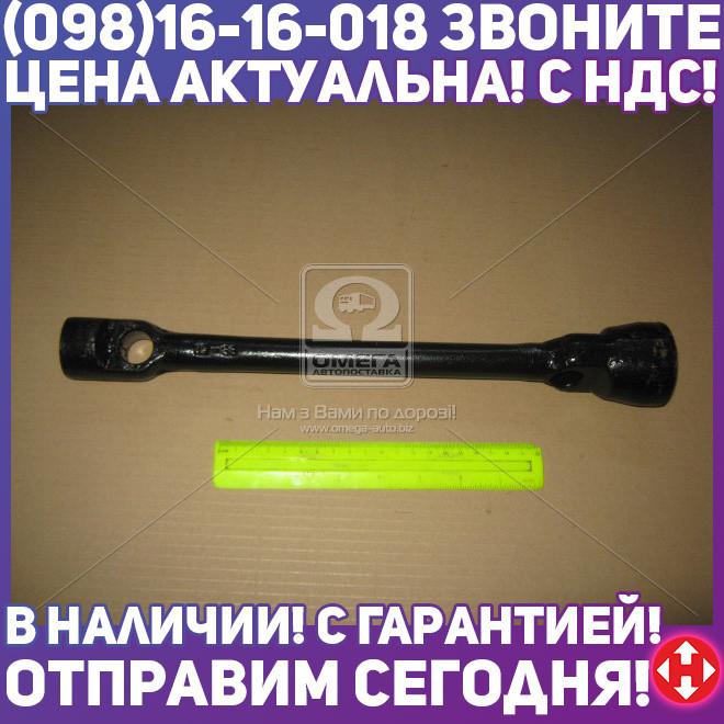 ⭐⭐⭐⭐⭐ Ключ балонный ГАЗ 53,3307 (22х38) (L=345-365) (производство  г.Павлово)  И-312