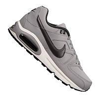 fd607267 Nike Air Max Command Leather Black — Купить Недорого у Проверенных ...