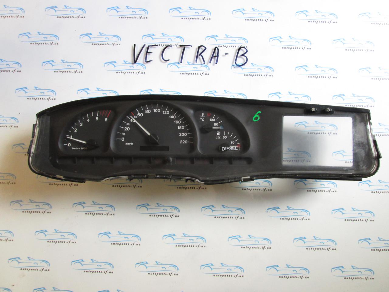 Панель приборов Опель Вектра Б, opel Vectra B №6