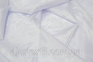 Тюль микрокристал белая, фото 3