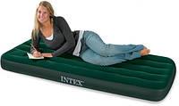 Intex 66927 Надувная кровать-матрас 99х191х22 см.