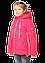 Демисезонная детская куртка на девочку яркая, фото 7