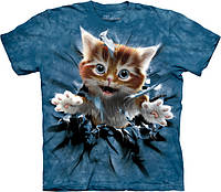 3D футболка The Mountain -  Ginger Kitten Breakthrough