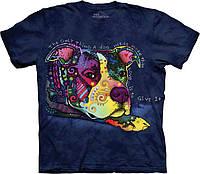 3D футболка The Mountain -  Give Love