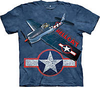 3D футболка The Mountain -  Grumman F6f Hellcat