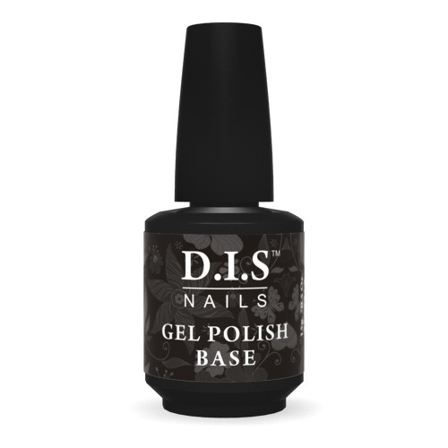 База для гель-лака D.I.S Nails GEL POLISH BASE 15 мл.