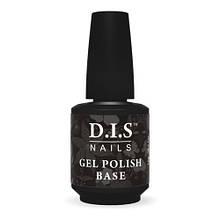 База для гель-лака D.I.S Nails GEL POLISH BASE 15 мл.