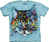 3D футболка The Mountain -  Hypno Cat