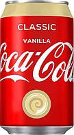 Coca Cola vanilla 0.33 ml