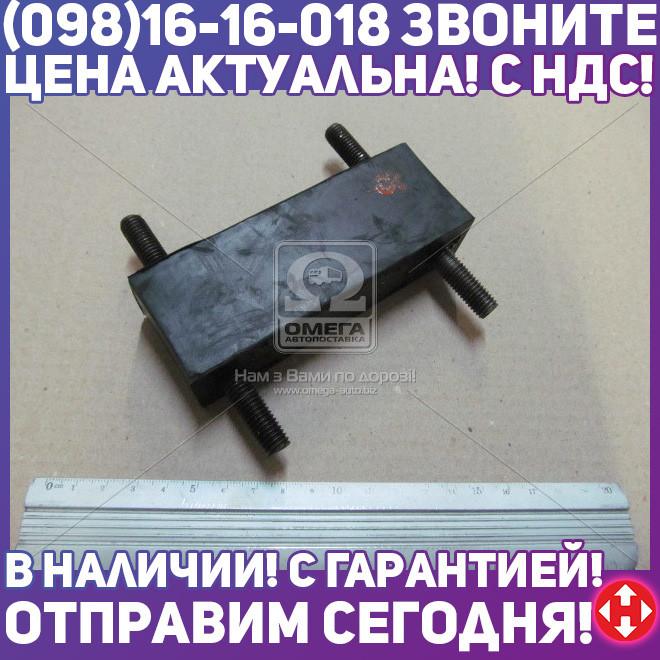 ⭐⭐⭐⭐⭐ Подушка опоры двигателя ГАЗ 2410, 3302 задняя ПРЕМИУМ (Дорожная Карта)  24-1001050-Б