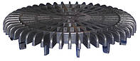 Решётка-листвоуловитель Hutterer & Lechner DN110 для трапов для балконов и террас HL181