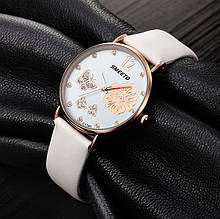 Часы наручные женские Lina white