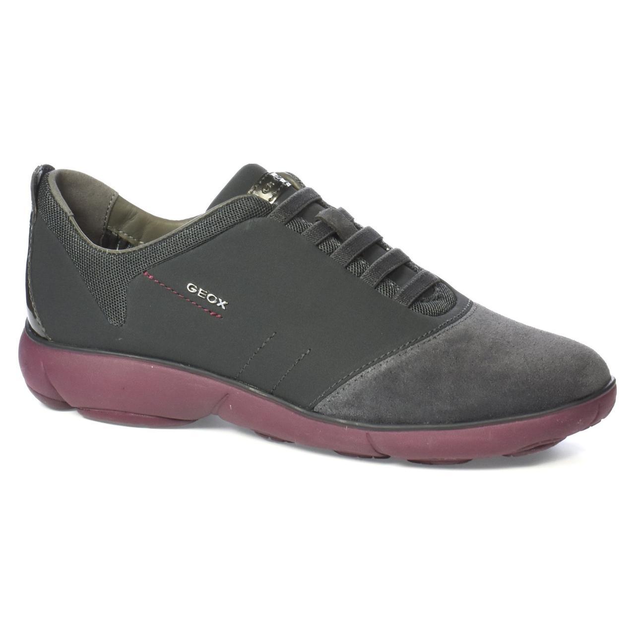 1dd3b1cd4 Спортивные туфли Geox Respira D641EG-01122-C9189, код: 04509, размеры: