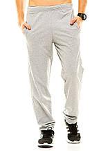 Мужские  штаны серый размер 48